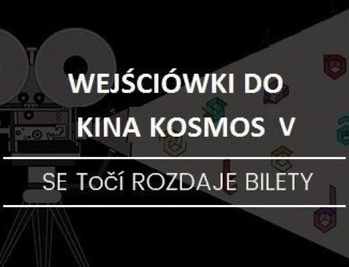 BILETY DO KINA KOSMOS NR 5