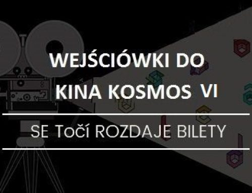 BILETY DO KINA KOSMOS NR 6