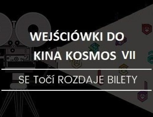 BILETY DO KINA KOSMOS NR 7