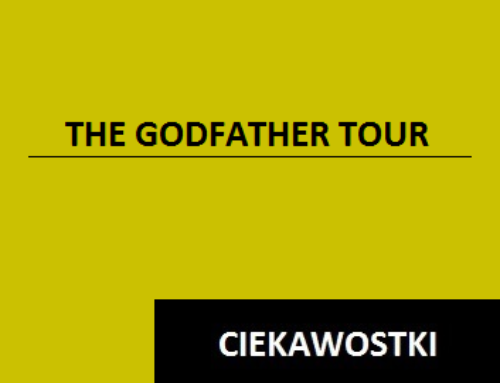 THE GODFATHER TOUR