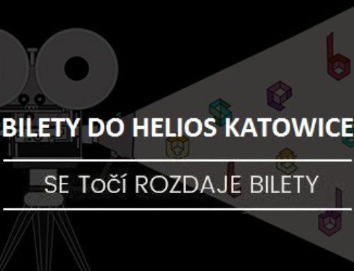 Bilety – Kino Helios wKatowicach